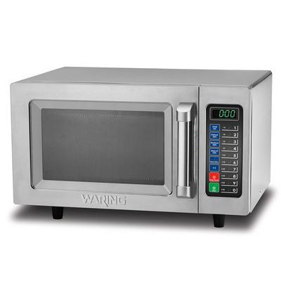 Waring WMO90 1000w Commercial Microwave w/ Touch Pad, 120v/1ph on Sale