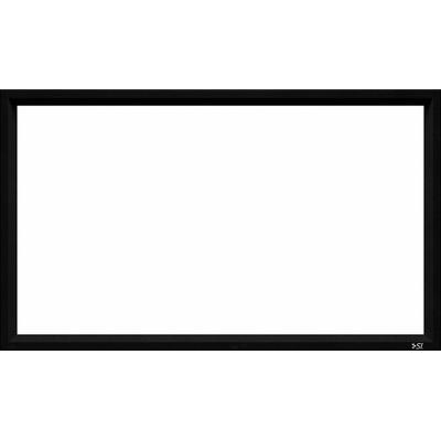 "Screen Innovations 120"" 5 Series Theater Fixed 16:9 Pure White"