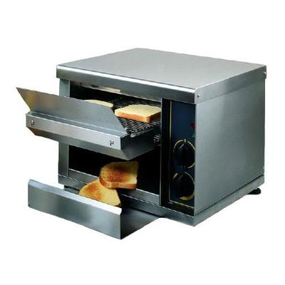 Equipex CT-540 Conveyor Toaster - 540 Slices/hr w/ 1.25 to 3.5 Product Opening, 208v/1ph on Sale