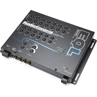 AudioControl EQL 2-Channel Equalizer - Black