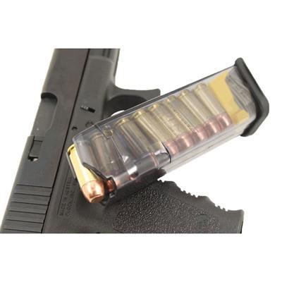 Elite Tactical Systems Group Translucent Magazine For Glock 22 - Translucent Magazine 15rd For Glock