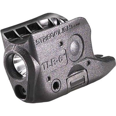 Streamlight Tlr-6 Subcompact Tactical Light/Laser - Glock 26/27/33 Tlr-6 Weapon Light & Laser Black