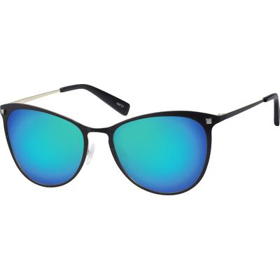 Zenni Women's Cat-Eye Rx Sunglas...