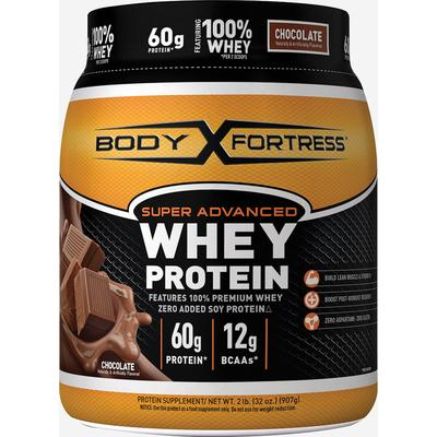 Body Fortress Super Advanced Whey Protein Chocolate-2 lbs Powder
