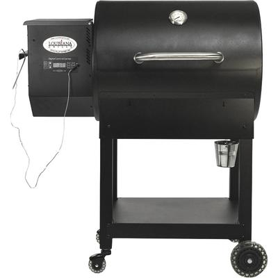 Louisiana Grills - LG Series 700 Wood Pellet Smoker Grill - LG 700, Model 60700, Grey