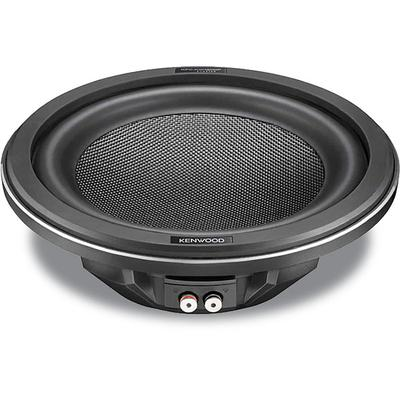 "Kenwood Excelon KFC-XW1000F 10"" Shallow Component Subwoofer"