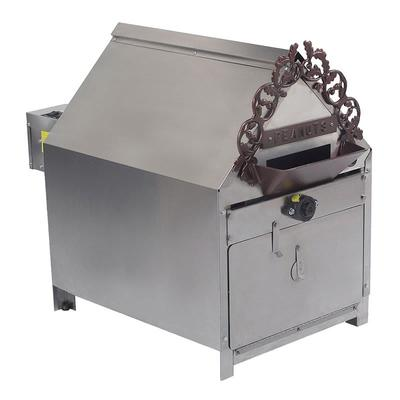 Gold Medal 5081 Indoor Peanut Roaster w/ 10 lb Capacity, 208 240v on Sale