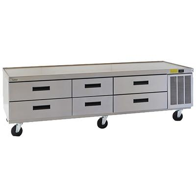 Delfield F2996CP 96 Chef Base w/ (6) Drawers - 115v on Sale