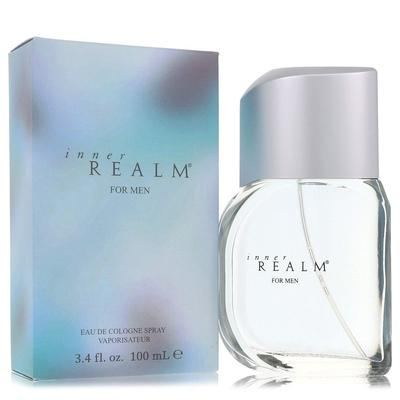 Inner Realm For Men By Erox Eau De Cologne Spray (new Packaging) 3.4 Oz