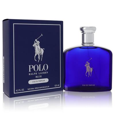 Polo Blue For Men By Ralph Lauren Eau De Parfum Spray 4.2 Oz