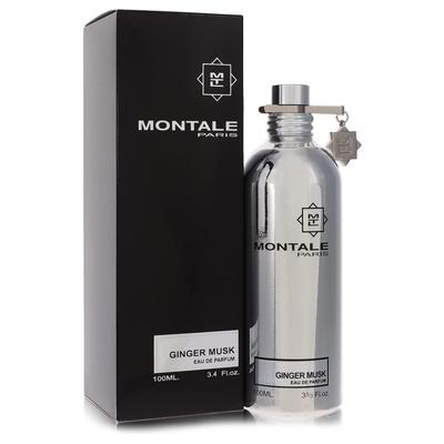 Montale Ginger Musk For Women By Montale Eau De Parfum Spray (unisex) 3.4 Oz
