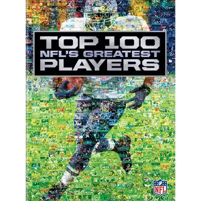 Top 100 NFL's Greatest Players 4-Disc DVD Set