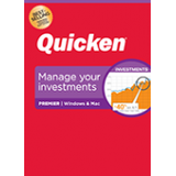 Quicken Premier for Mac Personal Finance and Investment Software