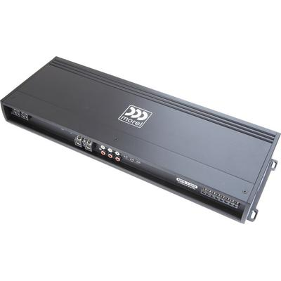 Morel MPS 5.950 70W x 4 + 550W x 1 Car Amplifier
