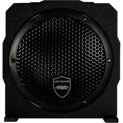"Wet Sounds STEALTH AS-8 8"" Amplified Powersports Subwoofer"