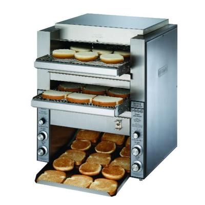 Star DT14 Conveyor Toaster - 2000 Slices/hr w/ 2.25 Product Opening, 208v/1ph on Sale