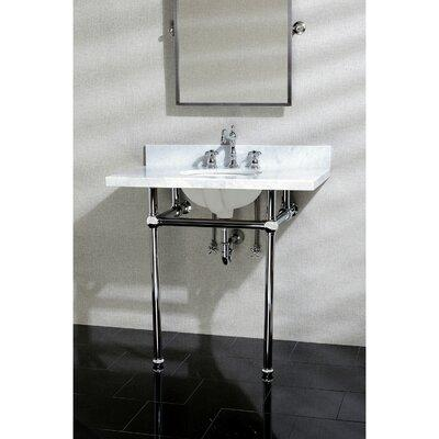 Kingston Br Templeton 12 25 Console Bathroom Sink Wit