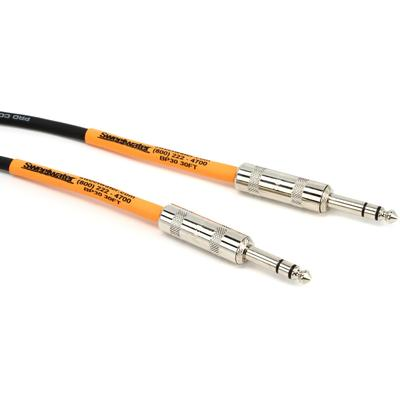 Pro Co BP-30 Excellines Balanced Patch Cable - 30'
