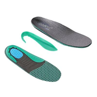 #1 Shoe Inserts Arch Support Plantar Fasciitis Orthotic Insoles for Flat Feet For Men | OrthoFeet, 9 / Medium