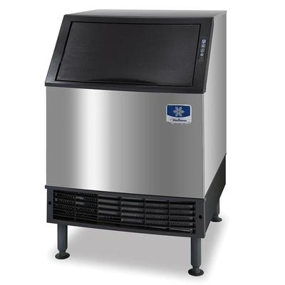 Manitowoc UYF0240A 38.5H Half Cube NEO Undercounter Ice Maker - 219 lbs/day, Air Cooled on Sale