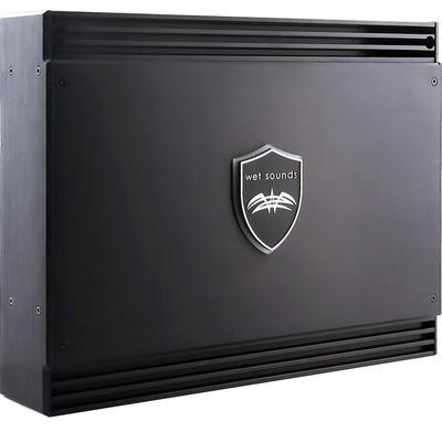 Wet Sounds SDX-6 185W x 6 Marine Amplifier