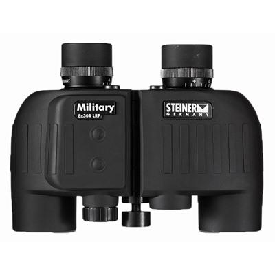 Steiner Optics M830r 8x30mm Laser Rangefinding Military Binos W/Mil Reticle - M830r 8x30mm Lrf Milit