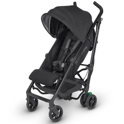 UPPAbaby 2018 G-Luxe Stroller - Jake (Black/Carbon)