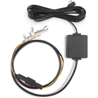 Garmin Parking Mode Cable Hardwire Kit for Dash Cam 45,55,65