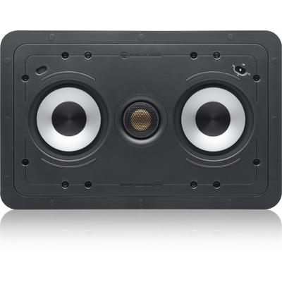 Monitor Audio CP-WT140LCR in-wall speaker, enclosed