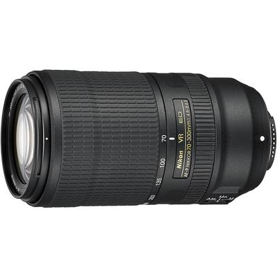 Nikon AF-P Nikkor 70-300mm f/4.5-5.6E ED VR on Sale