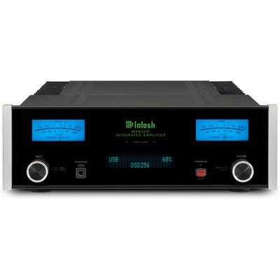 McIntosh MA5300 integrated amplifier with digital inputs