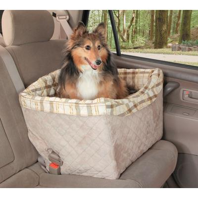PetSafe Solvit Deluxe On Seat Booster Pet Safety Seat
