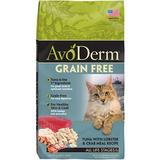 AvoDerm Grain-Free Tuna with Lobster & Crab Meal Dry Cat Food, 2.5-lb bag