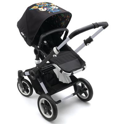 Bugaboo Buffalo Stroller - Aluminum/Niark on Sale