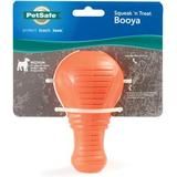 PetSafe Sportsmen Squeak-N-Treat Booya Tough Dog Chew Toy, Medium