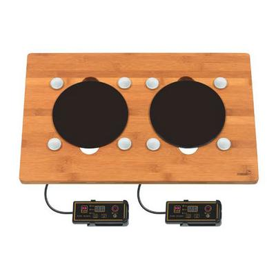 Rosseto BP009 Drop-In Commercial Induction Cooktop w/ (2) Burners, 220 240v/1ph on Sale