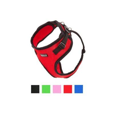 Puppia RiteFit Soft Dog Harness, Red, X-Large