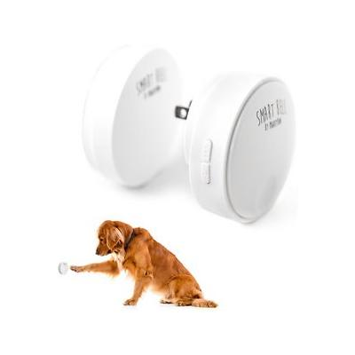 Mighty Paw Smart Bell 2.0 Potty Training Dog Doorbell, White, 2 count
