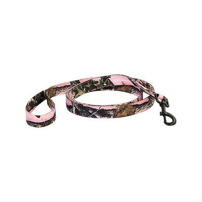 Pet Champion Hunting Camouflage Dog Leash, Pink Camo, 5-ft