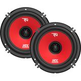 MTX Terminator 6 6-1/2 2-way Speakers