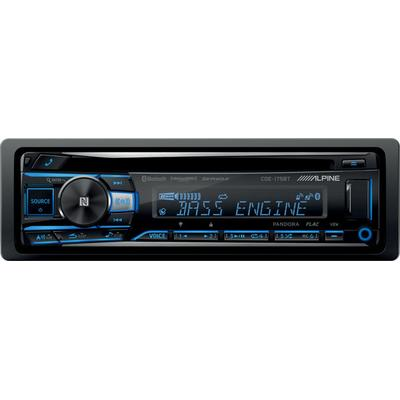 Alpine CDE-175BT CD Receiver
