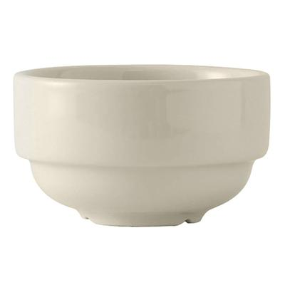 Tuxton BEB-080 8 oz Soup Cup - Ceramic, American White on Sale