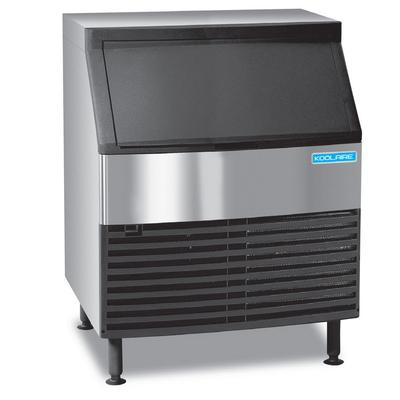 Koolaire KDF-0250A 38.5H Full Cube Undercounter Ice Maker - 256 lbs/day, Air Cooled on Sale