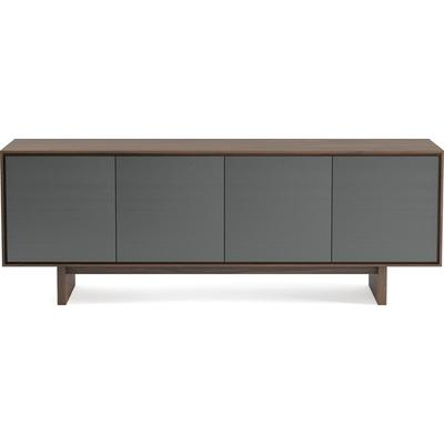 BDI Octave Media Console Toasted Walnut