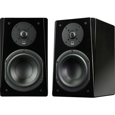 SVS Prime Bkshlf pr-Piano BK 2 way bookshelf speakers