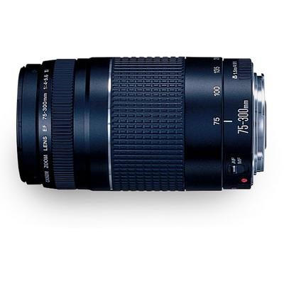 Canon EF 75-300mm Telephoto Lens for all EOS Cameras