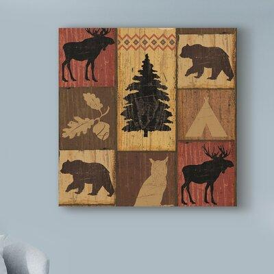 Millwood Pines Lake Lodge Step Iv Graphic Art Print On Wrapped Canvas Canvas Fabric In Brown Size 24 H X 24 W X 2 D Wayfair Shefinds