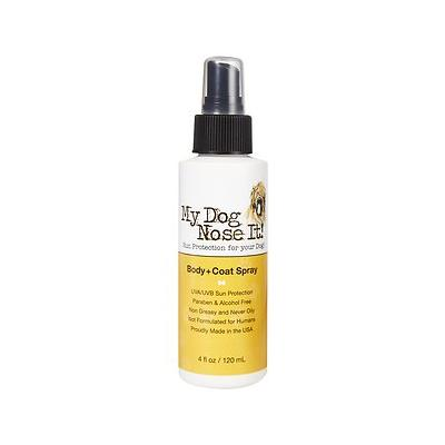 My Dog Nose It! Coat & Body Spray, 4-oz bottle