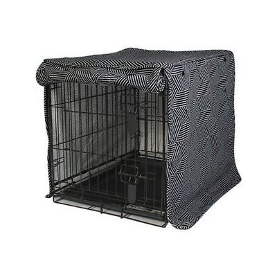 Molly Mutt Rough Gem Dog Crate Cover, Huge