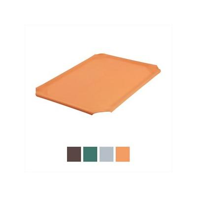 Frisco Replacement Cover for Steel-Frame Elevated Pet Bed, Terracotta, Large